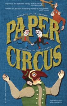Paper Circus-Poster